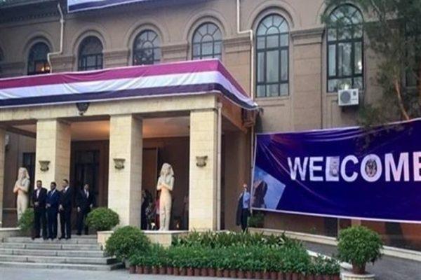 الحكومة: لا صحة لتوقف تقديم الخدمات بسفارة مصر بالصين