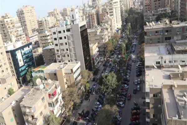 """محافظ الجيزة: بدء أعمال تطوير شارع """"سليمان أباظة"""" بالدقي"""