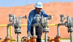 """""""الجافورة"""".. حقل غاز سيجعل السعودية ثالث أكبر منتج في العالم (إنفوجرافيك)"""
