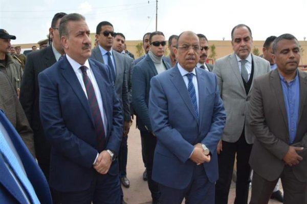 شعراوي يستعرض جهود محافظة المنوفية في استرداد الأراضي والأصول غير المستغلة