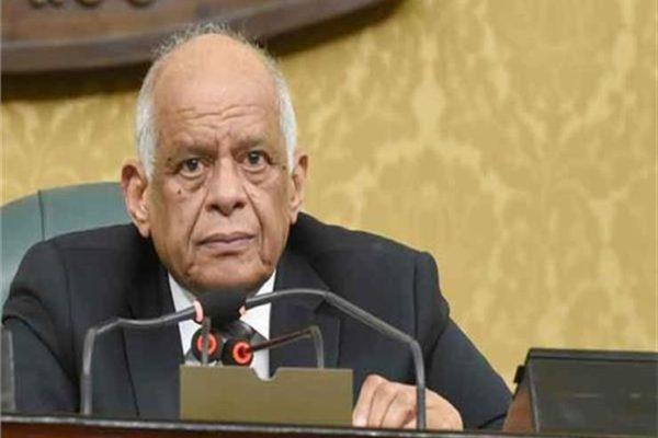 البرلمان ينعى وفاة حسنى مبارك