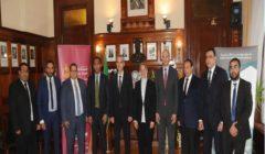 بنك مصر يوقع مذكرة تفاهم لتقديم خدماته بالمنطقة الصناعية لشرق بورسعيد