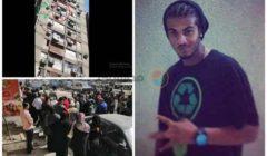 """10 ثوان خلعت القلوب.. حكاية شاب هرب من """"جحيم"""" أبيه في إمبابة فقتل نفسه بفيصل"""