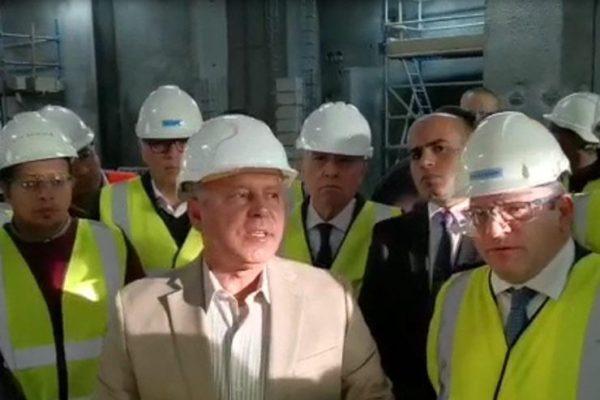 7 الصبح.. كامل الوزير يفاجئ العاملين في محطتي مترو ماسبيرو والزمالك