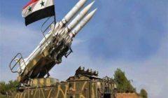 الدفاع الجوي السوري يسقط مسيرتين في محيط مطار حميميم
