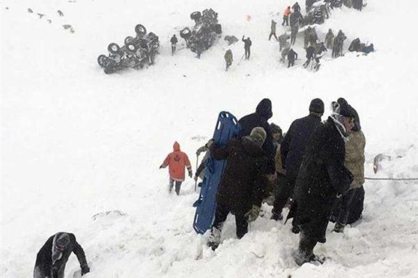 يوم مآساوي في تركيا.. عشرات القتلى والمفقودين في انهيارين جليديين (فيديو)
