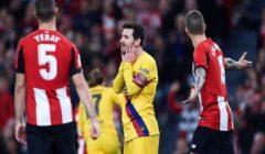 صدمة جديدة.. بلباو يقصي برشلونة من كأس إسبانيا في الوقت القاتل