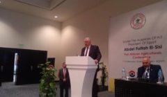 وزير الزراعة: الرئيس السيسي صوت أفريقيا المسموع في كافة المحافل الدولية