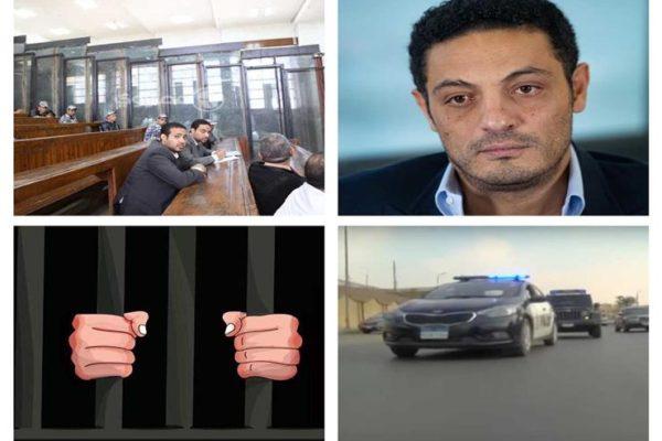 """""""اعترافات المتهم بقتل عشيقته في أكتوبر وحبس الهارب محمد علي"""".. نشرة الحوادث"""