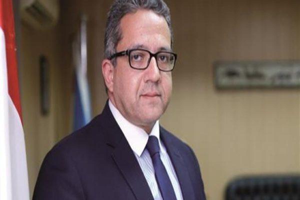 """وزير السياحة يبحث مع مسئولي """"CNN"""" خطة الحملة الترويجية لمصر"""