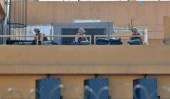 """دون ذكر المسؤول عن اطلاقها.. """"الدفاع العراقية"""": 4 صواريخ استهدفت المنطقة الخضراء"""