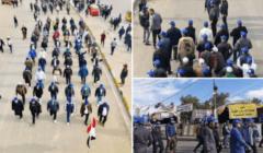شهود عيان: صدريون يقتحمون خيمة ويطعنون فتاة في ساحة التحرير
