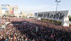 """عمليات بغداد تعلن تخصيص قوة لحماية ساحة التحرير وتحذر من """"الاندفاع الى خارجها"""""""
