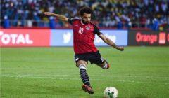 محمد صلاح يعلق على فوزه بجائز الأفضل في  تدريبات ليفربول
