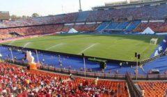 """""""الكاف"""" يحسم أزمة تدريبات الترجي وصن داونز في ملعب القاهرة الدولي"""