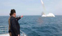 تقرير: كوريا الشمالية أطلقت على الأقل مقذوفا واحدا غير محدد