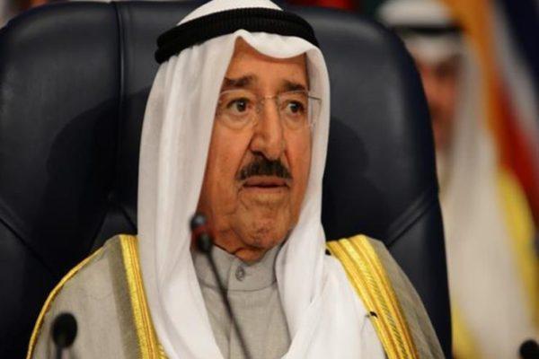"""أمير الكويت يوجه برصد 10 ملايين دينار لبرنامج """"الاستجابة الطارئة"""" لمكافحة """"كورونا"""""""