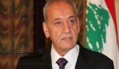 رئيس البرلمان اللبناني يطالب بإعلان فوري للطوارئ في مواجهة كورونا