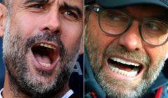 """""""كورونا وكرة القدم"""".. كيف رد كلوب وجوارديولا على أسئلة الصحفيين؟"""