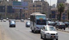 قبل ساعات من بدء الحظر.. سيولة مرورية بميادين وشوارع القاهرة