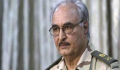الإليزيه: حفتر أكد عدم إلتزامه بوقف إطلاق النار ما لم تحترم ميليشيات طرابلس الاتفاق