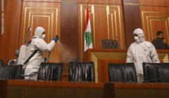 رئيس البرلمان اللبناني يطالب بإعلان فوري للطوارئ لمواجهة كورونا