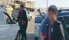 """حبس سائق ومهندس 4 أيام بتهمة التنمر بشاب صيني أعلى الدائري لـ""""كثرة سعاله"""""""