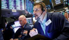 البورصة الأمريكية تفتح على هبوط حاد.. ومؤشرات تتراجع 20% عن الذروة
