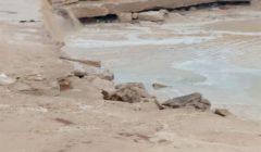 """""""الري"""": سدود وادي دجلة احتجزت كميات كبيرة من الأمطار"""