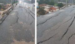 """تحت الترميم.. خريطة الطرق الرئيسية المتضررة من أمطار """"منخفض التنين"""""""