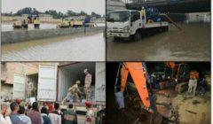 القوات المسلحة تعاون أجهزة الدولة في التغلب على آثار الطقس السيئ ( فيديو)