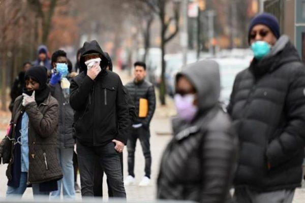 نيويورك.. وفاة 100 حالة ليرتفع عدد الوفيات بالولاية إلى 385