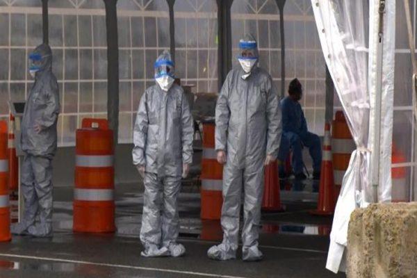 أمريكا تتخطى الصين وإيطاليا على رأس قائمة إصابات كورونا بأكثر من 82 ألف حالة
