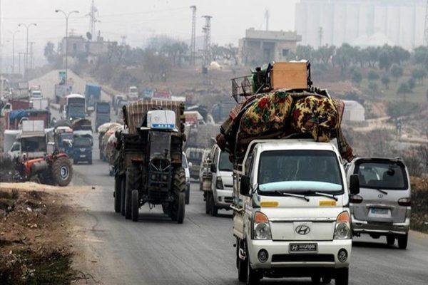 """""""سي إن إن"""": """"تسونامي كورونا"""" يهدد حياة ١٠٠ ألف نازح سوري في إدلب"""
