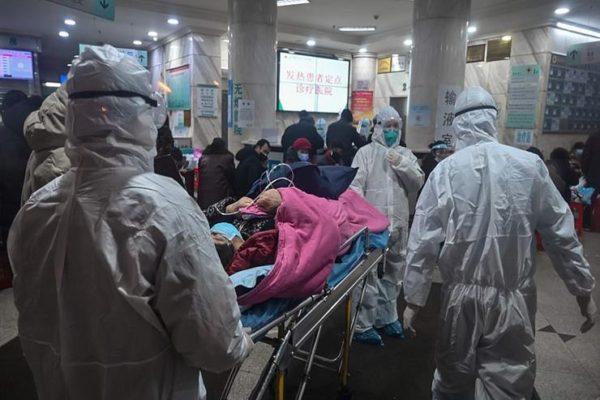 الصين تسجل 45 حالة إصابة جديدة بفيروس كورونا و 5 وفيات جديدة