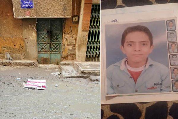 """""""طفل السكينة"""" يقتل زميله.. """"أبويا قالي اللي متقدرش تضربه.. عوره"""""""