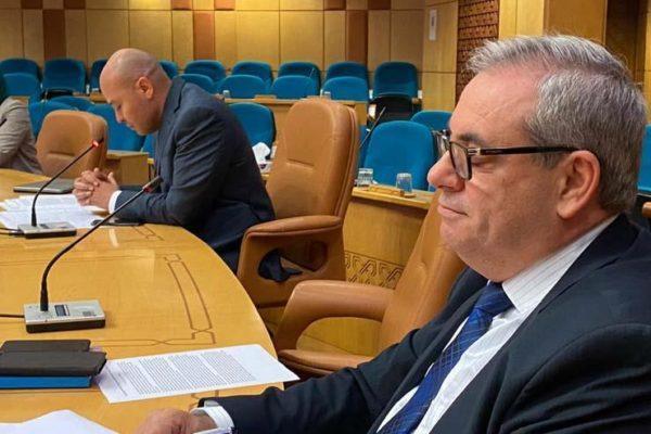 ممثل الصحة العالمية يوجه رسالة للمصريين بشأن كورونا