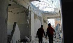مساحات واسعة من شمال غرب سوريا غير صالحة للسكن جراء التصعيد