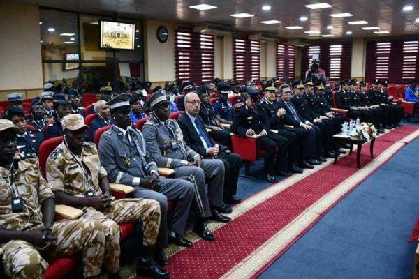 بالصور.. أكاديمية الشرطة تحتفل بتخريج دورتين تدريبيتين من الكوادر الأمنية الأفريقية