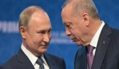 قمة بين بوتين وأردوغان سعيا لتهدئة التوتر في سوريا