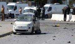 الداخلية التونسية: إرهابيان استخدما عبوة تقليدية في تفجير اليوم