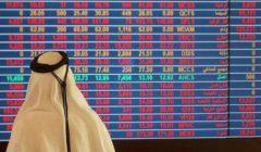 هبوط حاد في البورصات الخليجية مع بداية تعاملات اليوم بسبب كورونا