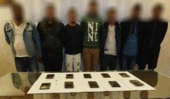 أمن القاهرة: ضبط 7 أشخاص في مشاجرة بينهم لخلافهم على بيع المخدرات