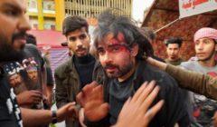 حرض عليه صدريون.. ناشط عراقي معروف يتعرض للطعن في ساحة التحرير
