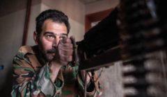 الدفاع الجوي السوري يستهدف جسما غريبا في مدينة حمص