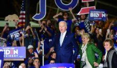 معركة الثلاثاء الكبير تمهد الطريق أمام جو بايدن لمنافسة ترامب على الرئاسة