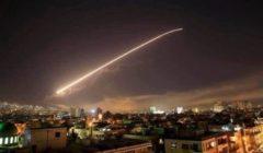 الدفاعات الجوية السورية تتصدى لعدوان إسرائيل ثانٍ في أجواء الجولان