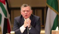 ملك الأردن: نمر بظرف استثنائي وأسأل الله أن يلهمنا الصبر
