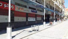 إغلاق شبه تام في سوريا للوقاية من فيروس كورونا| صور