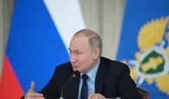 بوتين يوجه خطابا هاما لمواطني روسيا اليوم بشأن كورونا